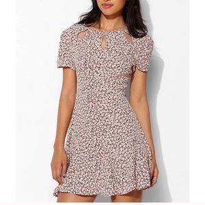 For Love And Lemons Bryana Cut Out Dress Size S